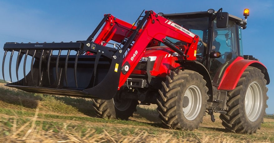 Massey Ferguson front loaders