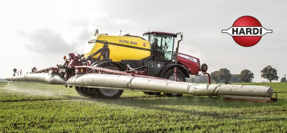 Self-propelled sprayers